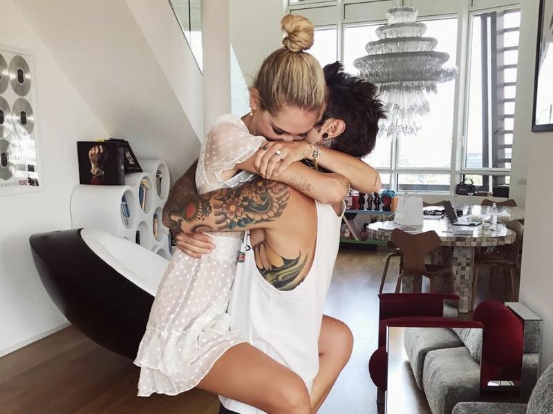 Chiara Ferragni confirma su embarazo en Instagram