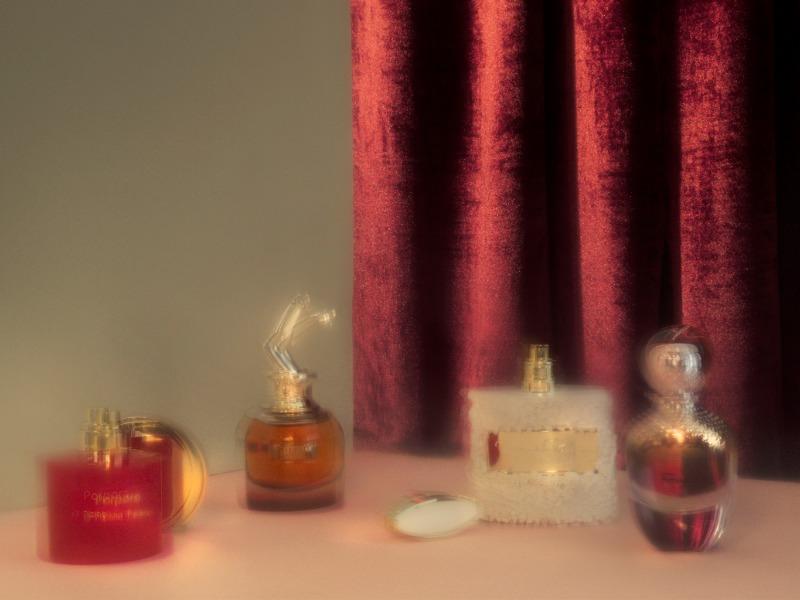 perfume dolor de cabeza