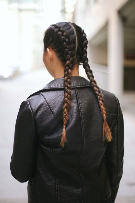 statement hairstyle