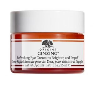 Ginzing Refreshing Eye Cream de Origins.