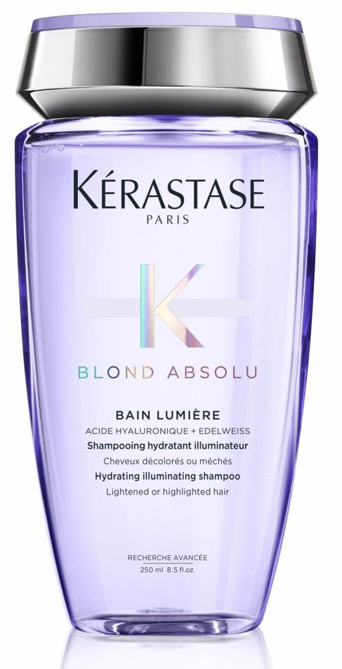 Blond Absolu el secreto para mantener el tinte intacto