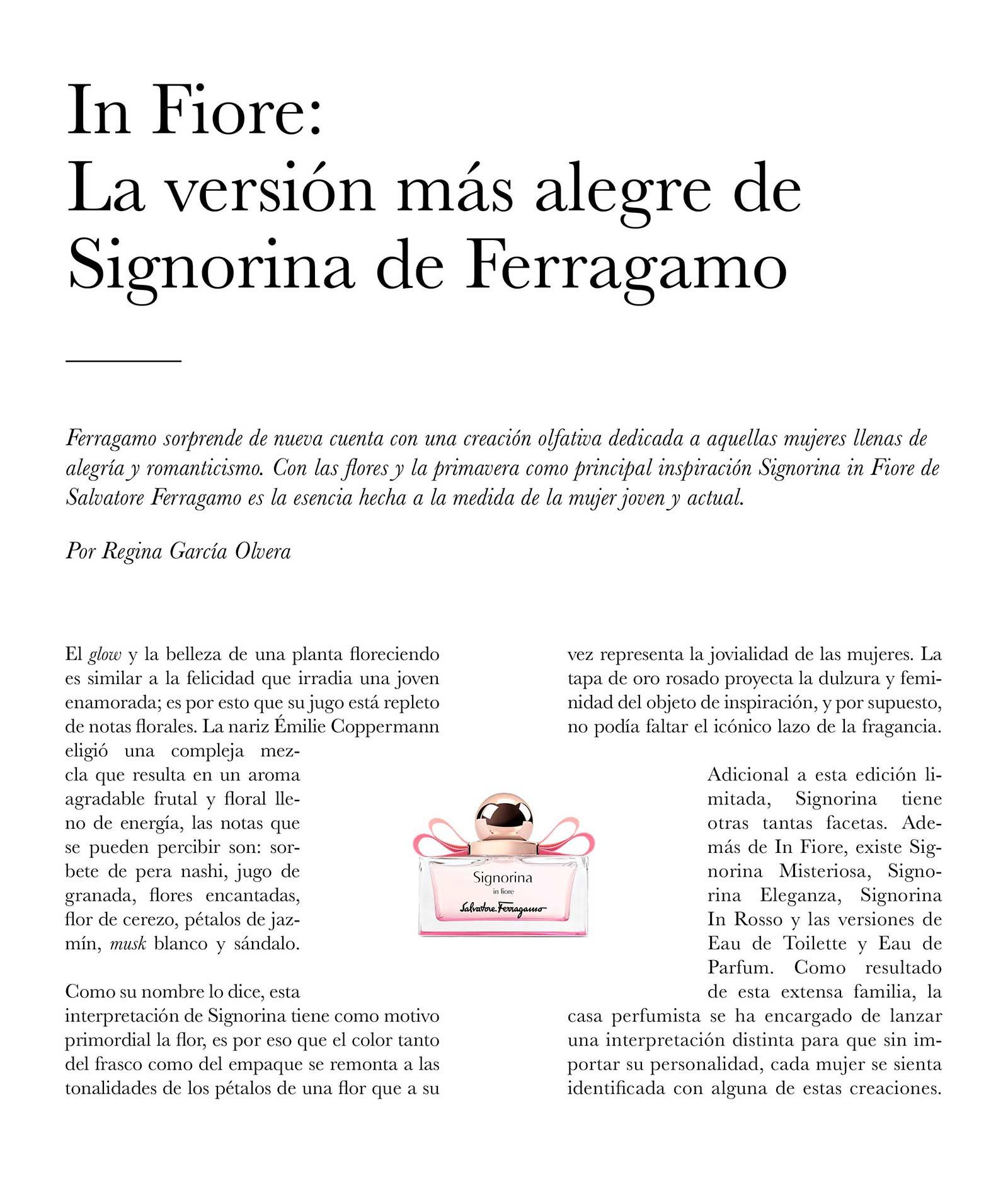 Signorina de Ferragamo