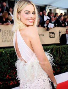 Margot Robbie productos de belleza favoritos