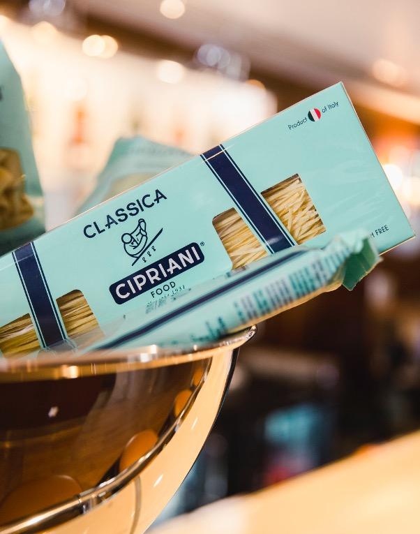 La historia del Cipriani mejor restaurante italiano de México