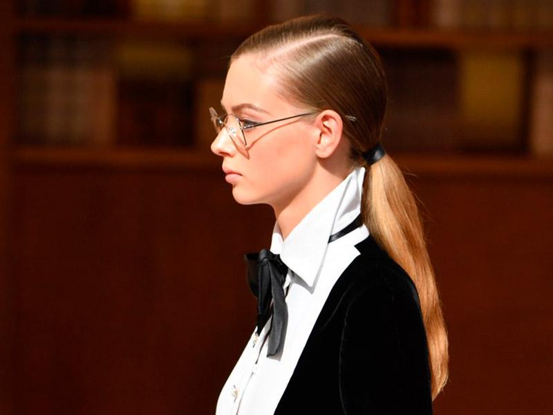 Chanel apuesta por 'beauty looks' andróginos en su pasarela Haute Couture 2020