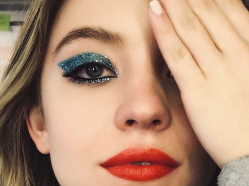 Euphoria maquillaje