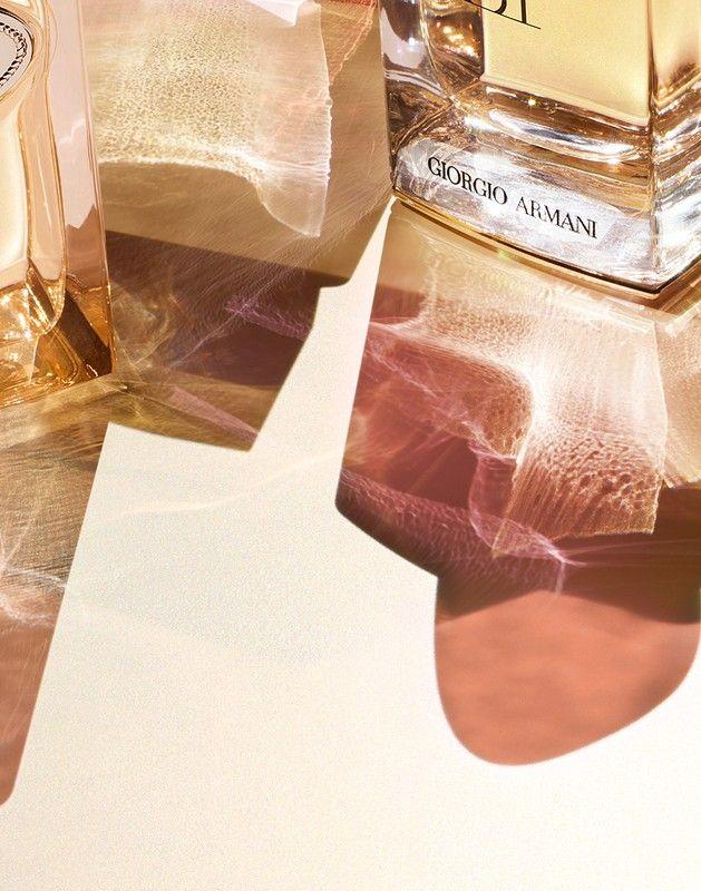 como fijar el olor de un perfume