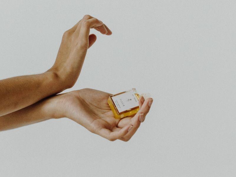 foto de perfumes
