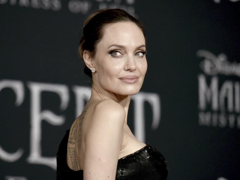 Las elecciones de Angelina Jolie para la promoción de 'Maleficent'