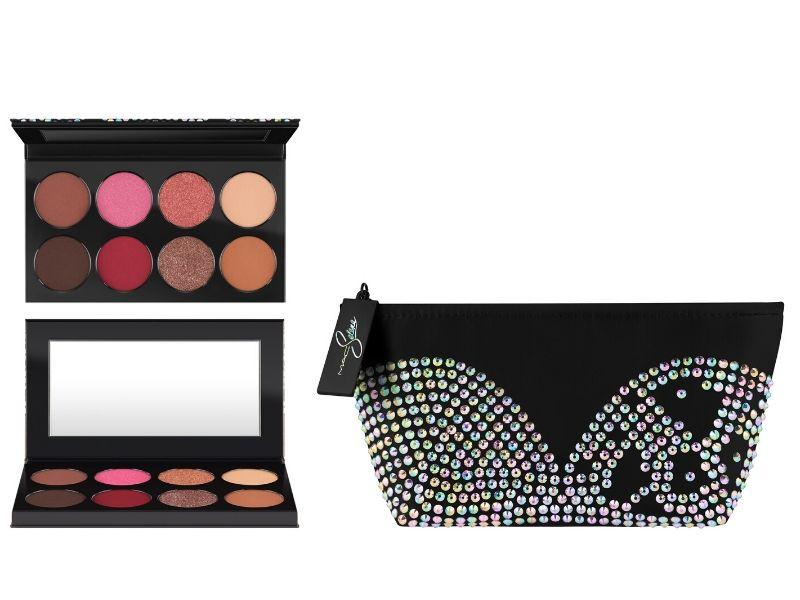 makeup bag selena mac