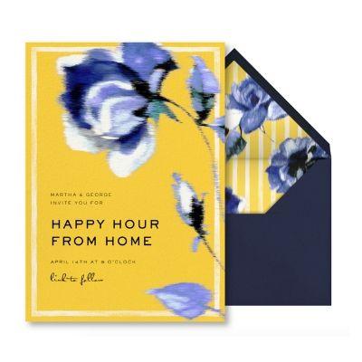 happy hour virtual card