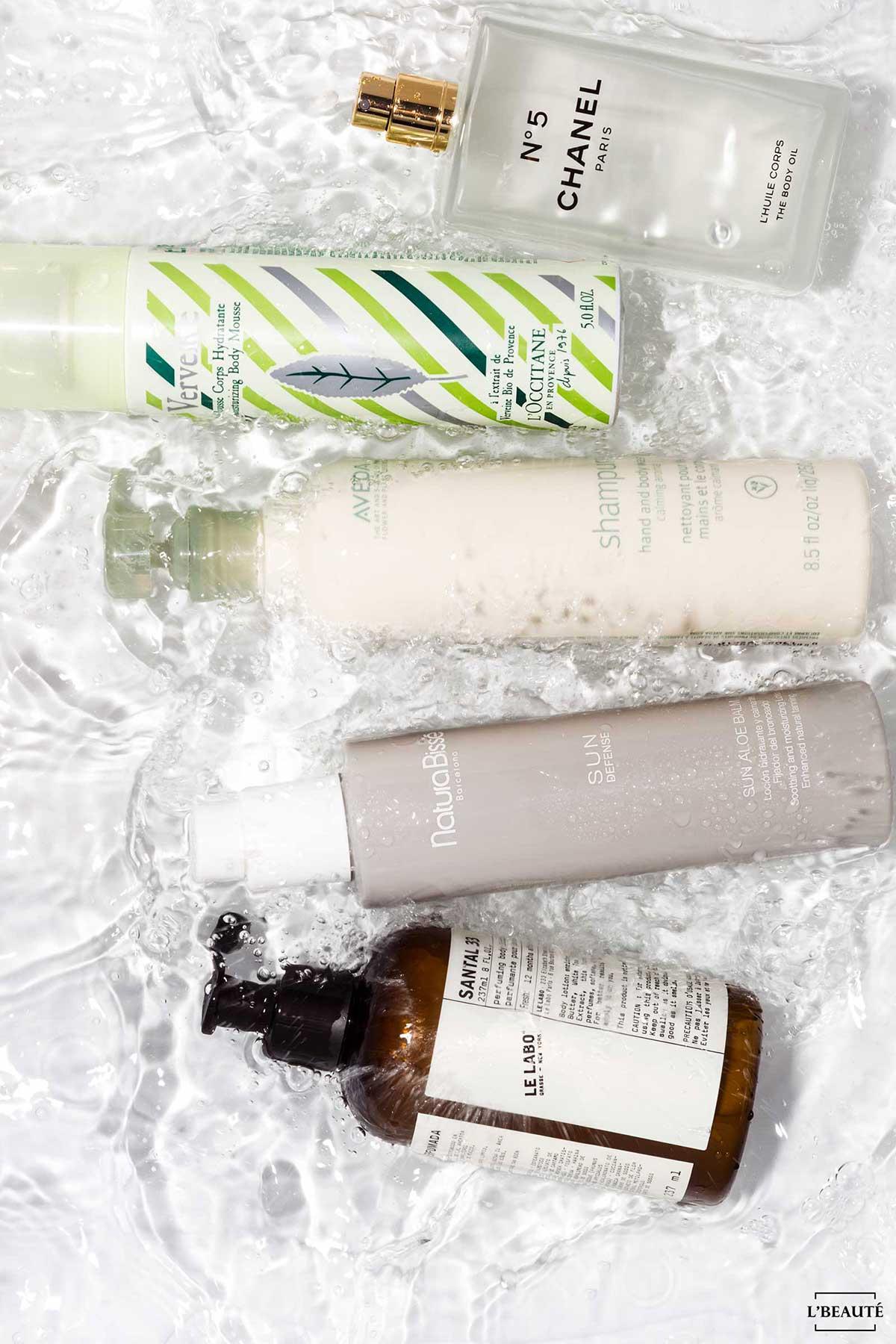 Productos de belleza indispensables para el verano cuerpo