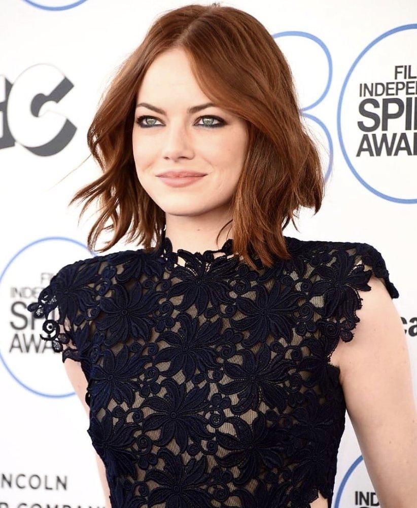Emma Stone básicos de belleza